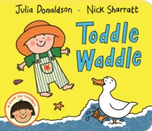 Toddle Waddle, Board book Book