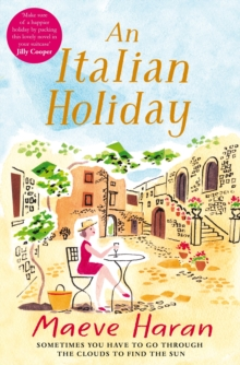 An Italian Holiday, Paperback Book