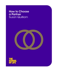 How to Choose a Partner, Paperback Book