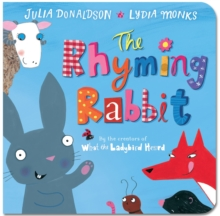 The Rhyming Rabbit, Board book Book