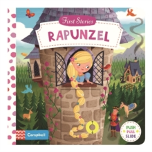 Rapunzel, Board book Book