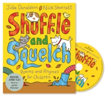 Shuffle and Squelch : Book and CD Pack, Mixed media product Book