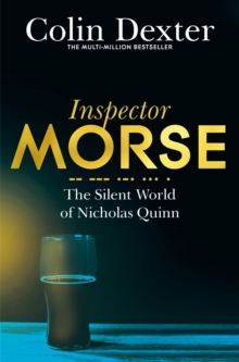 The Silent World of Nicholas Quinn, Paperback / softback Book