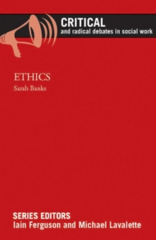 Ethics, Paperback / softback Book