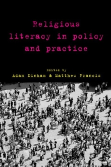 Religious Literacy in Policy and Practice, Hardback Book