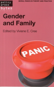 Gender and Family, Paperback Book