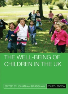 The Well-Being of Children in the UK, Paperback Book