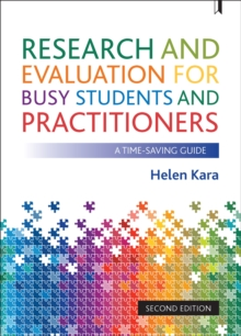 Research & evaluation for busy students and practitioners 2e : A time-saving guide, PDF eBook