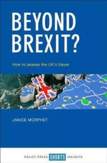 Beyond Brexit? : How to Assess the Uk's Future, Paperback Book