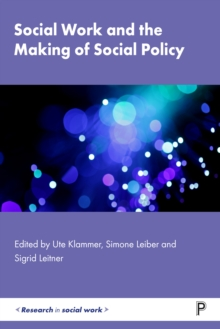 Social Work and the Making of Social Policy, EPUB eBook