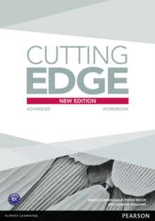 Cutting Edge Advanced New Edition Workbook without Key, Paperback / softback Book