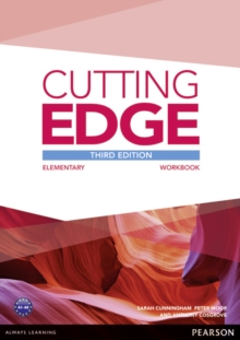 Cutting Edge 3rd Edition Elementary Workbook without Key, Paperback / softback Book