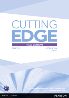 Cutting Edge Starter New Edition Workbook with Key, Paperback / softback Book
