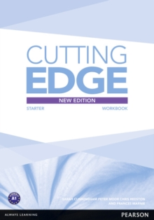 Cutting Edge Starter New Edition Workbook without Key, Paperback / softback Book