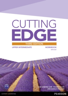 Cutting Edge 3rd Edition Upper Intermediate Workbook with Key, Paperback / softback Book
