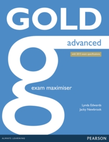 Gold Advanced Maximiser without Key, Paperback / softback Book