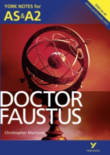 Doctor Faustus: York Notes for AS & A2, Paperback Book