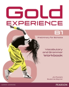Gold Experience B1 Workbook without Key, Paperback Book