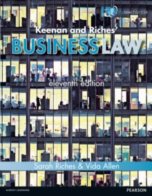 Keenan and Riches' Business Law premium pack, Mixed media product Book