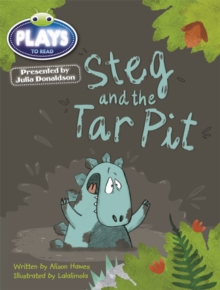 Julia Donaldson Plays Blue (KS1)/1B Steg and the Tar Pit 6-pack, Mixed media product Book