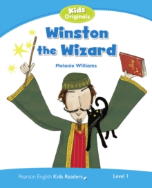 Level 1: Winston the Wizard, Paperback Book