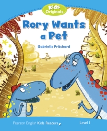 Level 1: Rory Wants a Pet, Paperback Book
