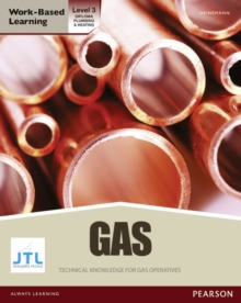 NVQ level 3 Diploma Gas Pathway Candidate handbook, Paperback / softback Book