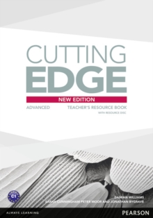 Cutting Edge Advanced New Edition Teacher's Book and Teacher's Resource Disk Pack, Mixed media product Book