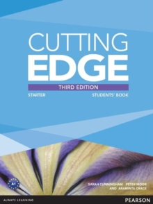 Cutting Edge Starter New Edition Students' Book and DVD Pack, Mixed media product Book