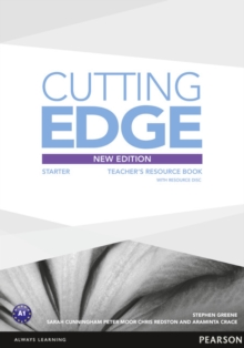 Cutting Edge Starter New Edition Teacher's Book and Teacher's Resource Disk Pack, Mixed media product Book