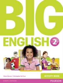 Big English 2 Activity Book, Paperback / softback Book