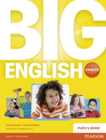 Big English Starter Pupils Book, Paperback / softback Book