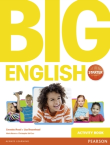Big English Starter Activity Book, Paperback Book