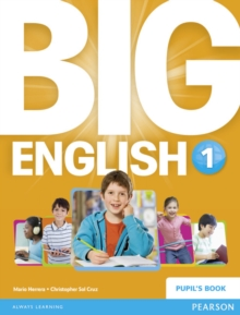 Big English 1 Pupils Book stand alone, Paperback Book