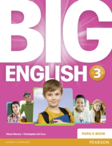 Big English 3 Pupils Book stand alone, Paperback / softback Book