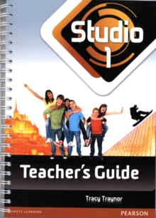 Studio 1 Teacher Guide New Edition, Spiral bound Book