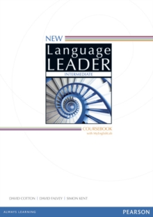 New Language Leader Intermediate Coursebook with MyEnglishLab Pack, Mixed media product Book