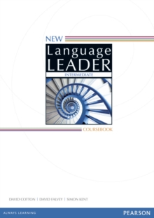 New Language Leader Intermediate Coursebook, Mixed media product Book