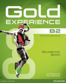 Gold Experience B2 Students' Book and DVD-ROM Pack, Mixed media product Book