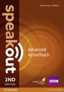 Speakout Advanced 2nd Edition Active Teach, CD-ROM Book
