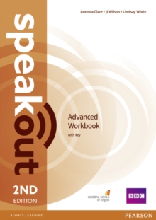 Speakout Advanced 2nd Edition Workbook with Key, Paperback Book