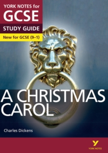 A Christmas Carol: York Notes for GCSE (9-1), Paperback Book