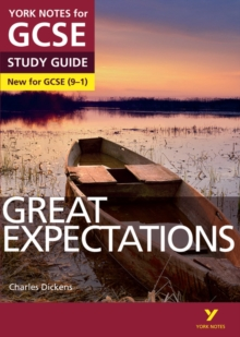 Great Expectations: York Notes for GCSE (9-1), Paperback / softback Book