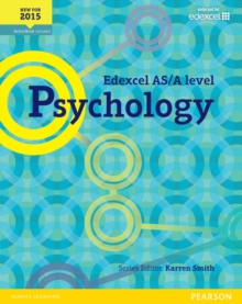 Edexcel AS/A Level Psychology Student Book + ActiveBook, Mixed media product Book