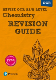 REVISE OCR AS/A Level Chemistry Revision Guide (with online edition) : for the 2015 qualifications, Mixed media product Book