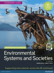 Pearson Baccalaureate: Environmental Systems and Societies bundle 2nd edition, Mixed media product Book