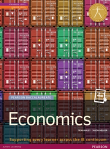 Pearson Baccalaureate: Economics New Bundle, Mixed media product Book