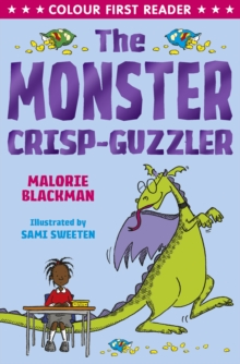 The Monster Crisp-Guzzler, EPUB eBook
