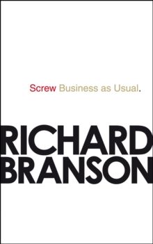 Screw Business as Usual, EPUB eBook