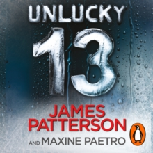 Unlucky 13 : A ghost from the past returns... (Women's Murder Club 13), eAudiobook MP3 eaudioBook